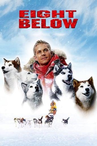 Poster of Eight Below