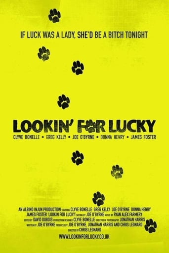 Poster of Lookin' For Lucky