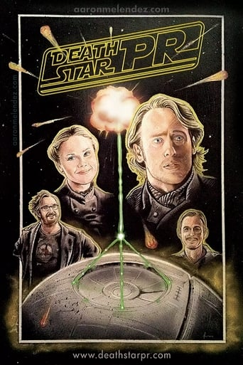 Poster of Death Star PR