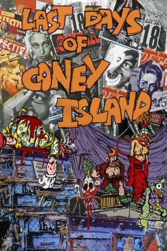 Poster of Last Days of Coney Island