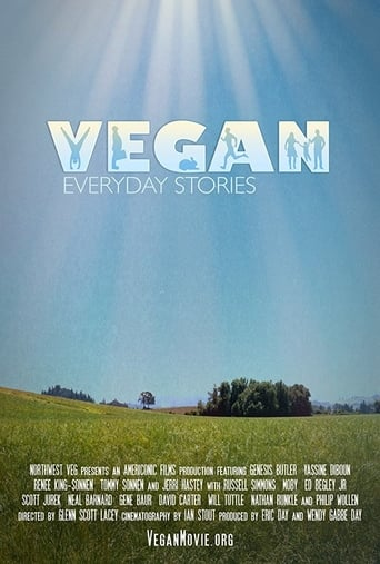 Poster of Vegan: Everyday Stories