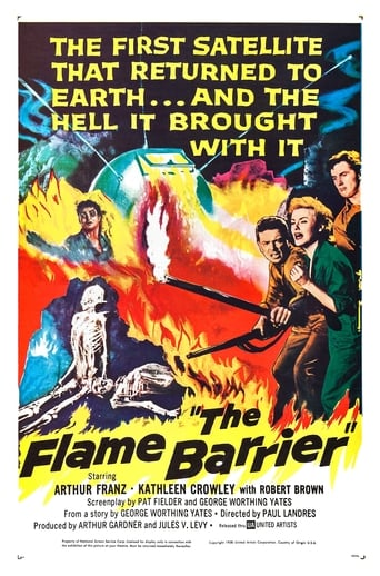 Poster of The Flame Barrier
