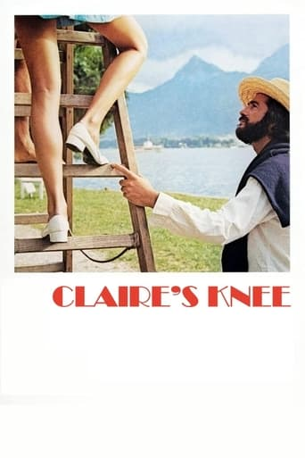 Poster of Claire's Knee