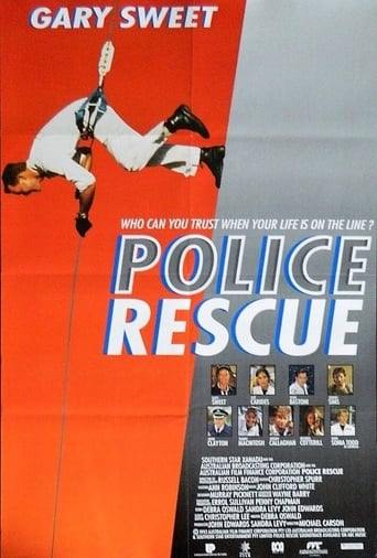 Poster of Police Rescue: The Movie