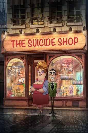 Poster of The Suicide Shop