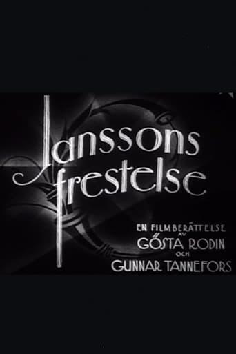 Poster of Janssons frestelse