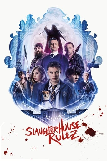 Poster of Slaughterhouse Rulez