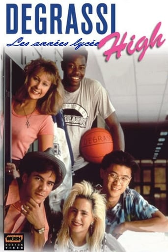 Poster of Degrassi High
