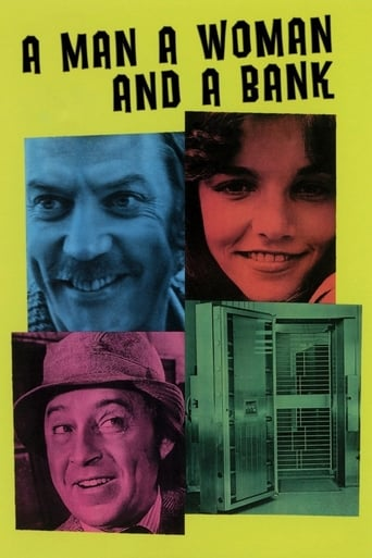 Poster of A Man, a Woman and a Bank