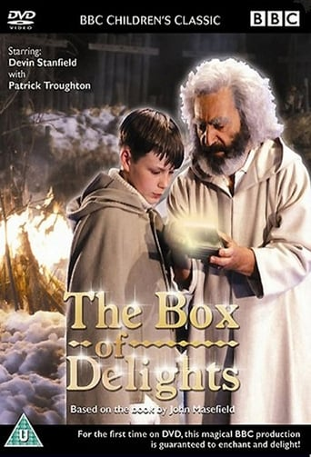 Poster of The Box of Delights