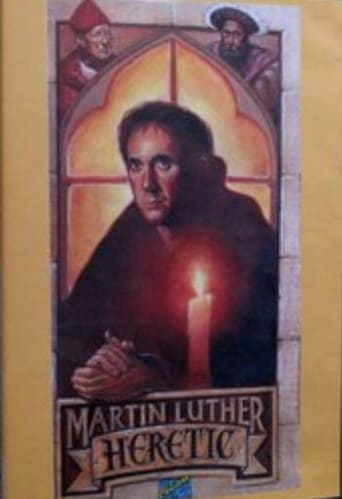 Poster of Martin Luther, Heretic