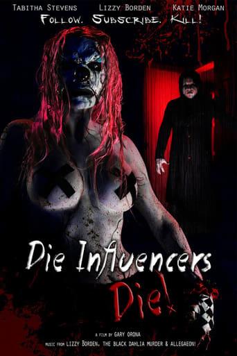 Poster of Die Influencers Die