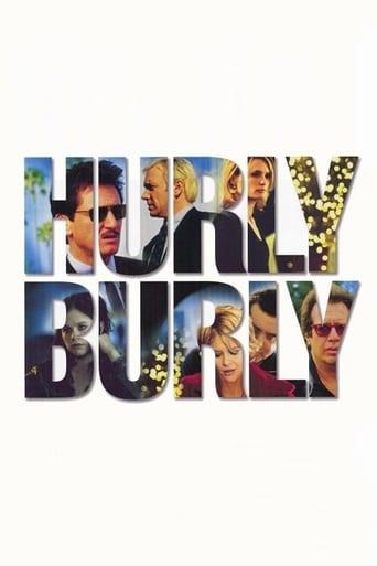Poster of Hurlyburly