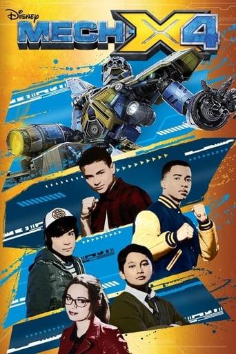 Poster of MECH-X4