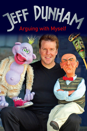 Poster of Jeff Dunham: Arguing with Myself