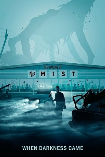 Poster of When Darkness Came: The Making of 'The Mist'