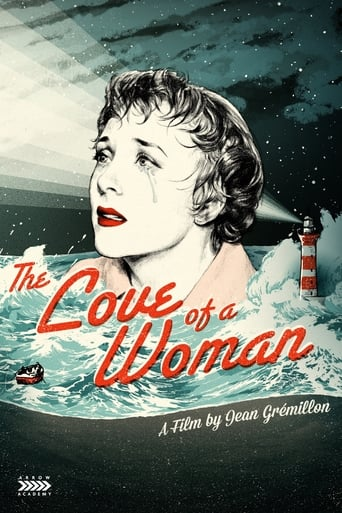 Poster of The Love of a Woman