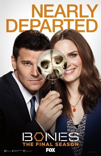 How old was Emily Deschanel in season 12 of Bones
