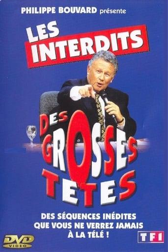Poster of Les Interdits Des Grosses Têtes