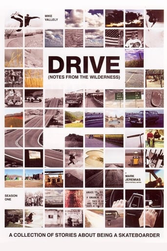 Poster of Drive (Notes from the Wilderness)