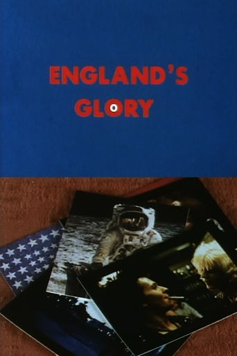 Poster of England's Glory