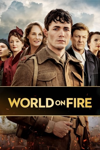 Poster of World on Fire