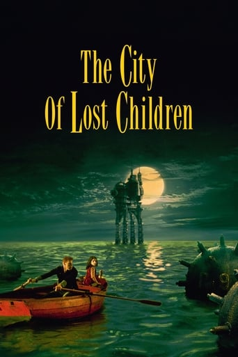 Poster of The City of Lost Children