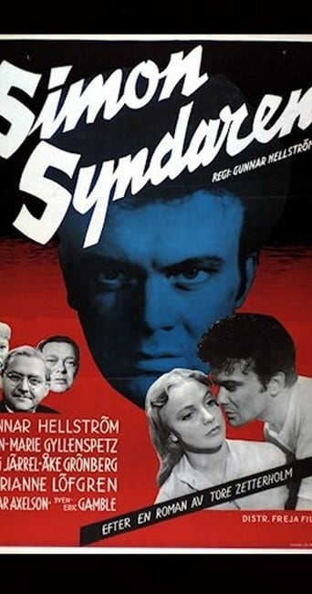 Poster of Simon the Sinner