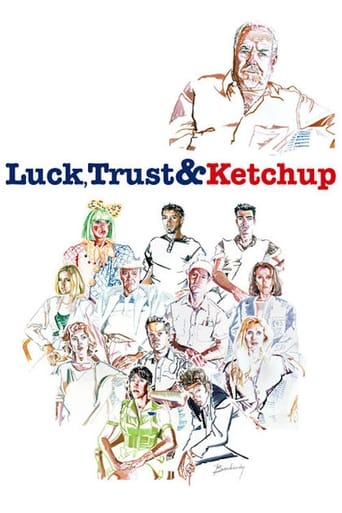 Poster of Luck, Trust & Ketchup: Robert Altman in Carver Country