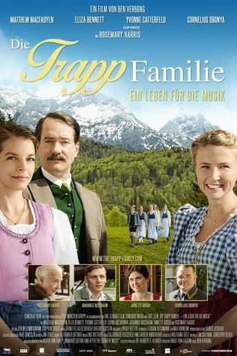 Poster of La familia Von Trapp