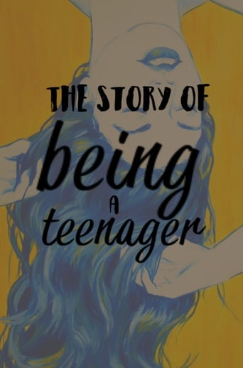 Filmposter von The Story of being a teenager