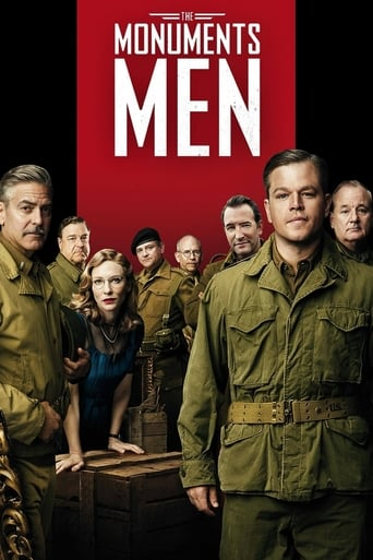 Poster of The Monuments Men