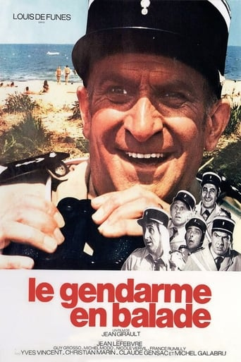 Poster of The Gendarme Takes Off