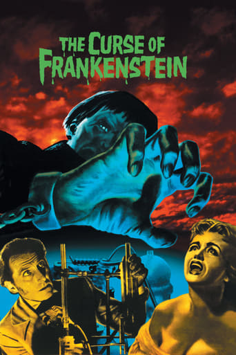 Poster of The Curse of Frankenstein