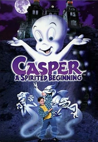 Poster of Casper: A Spirited Beginning