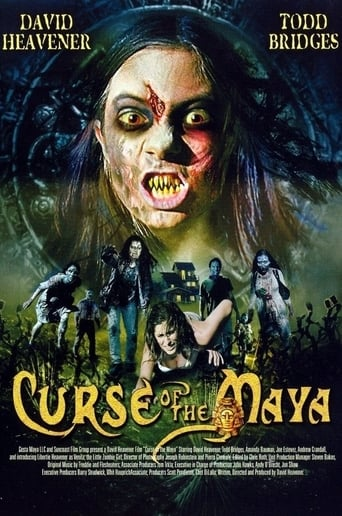 Poster of Curse of the Maya