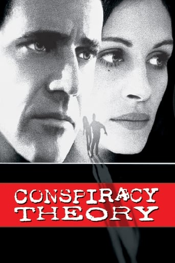 Poster of Conspiracy Theory