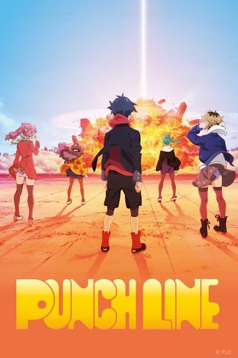 Poster of Punch Line