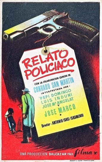 Poster of Relato policíaco