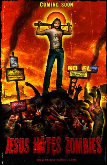 Poster of Jesus Hates Zombies