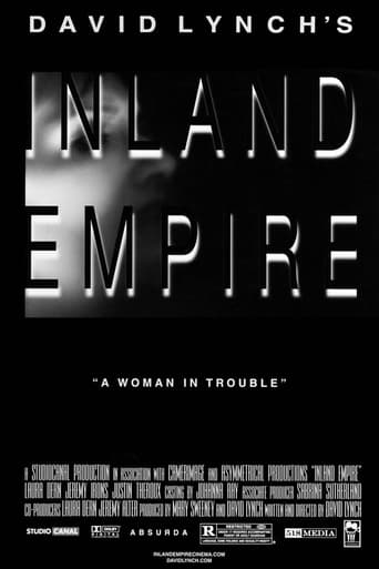 Poster of Inland Empire