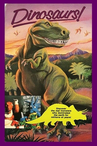 Poster of Dinosaurs: A Fun Filled Trip Back in Time