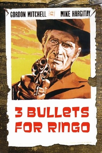 Poster of Three Bullets for Ringo