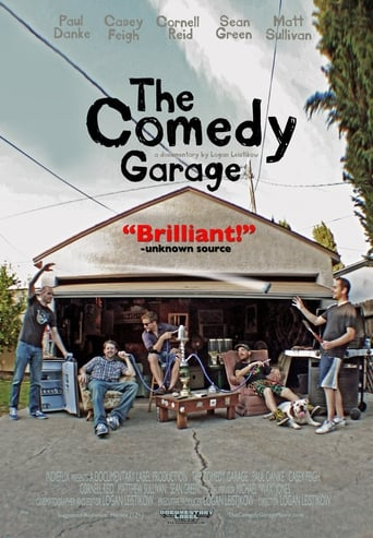 Poster of The Comedy Garage