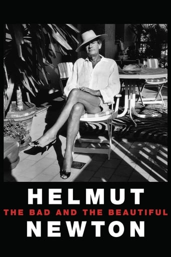 Poster of Helmut Newton: The Bad and the Beautiful