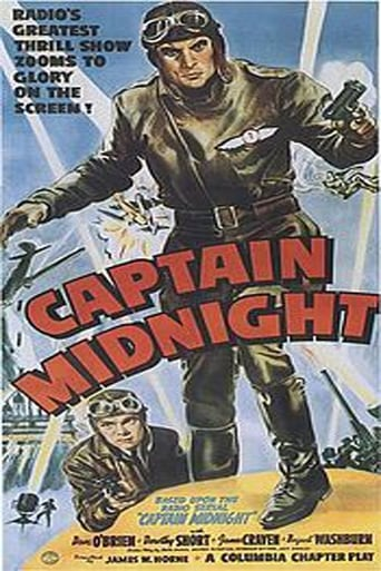 Poster of Captain Midnight