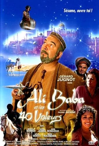 Poster of Ali Baba et les 40 voleurs