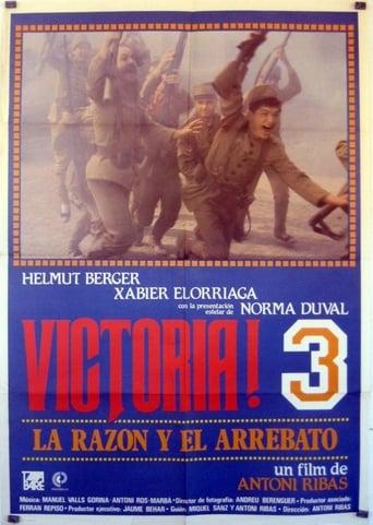 Poster of Victòria! 3: El seny i la rauxa