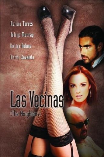 Poster of Las vecinas