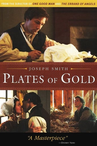 Poster of Joseph Smith: Plates of Gold